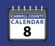 Carroll County Calendar