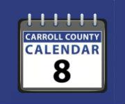Carroll County Calendar