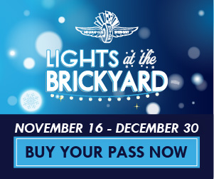 Lights at the Brickyard