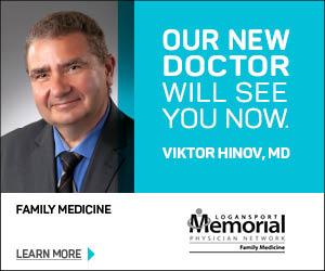 Logansport Memorial Hospital - Dr. Hinov