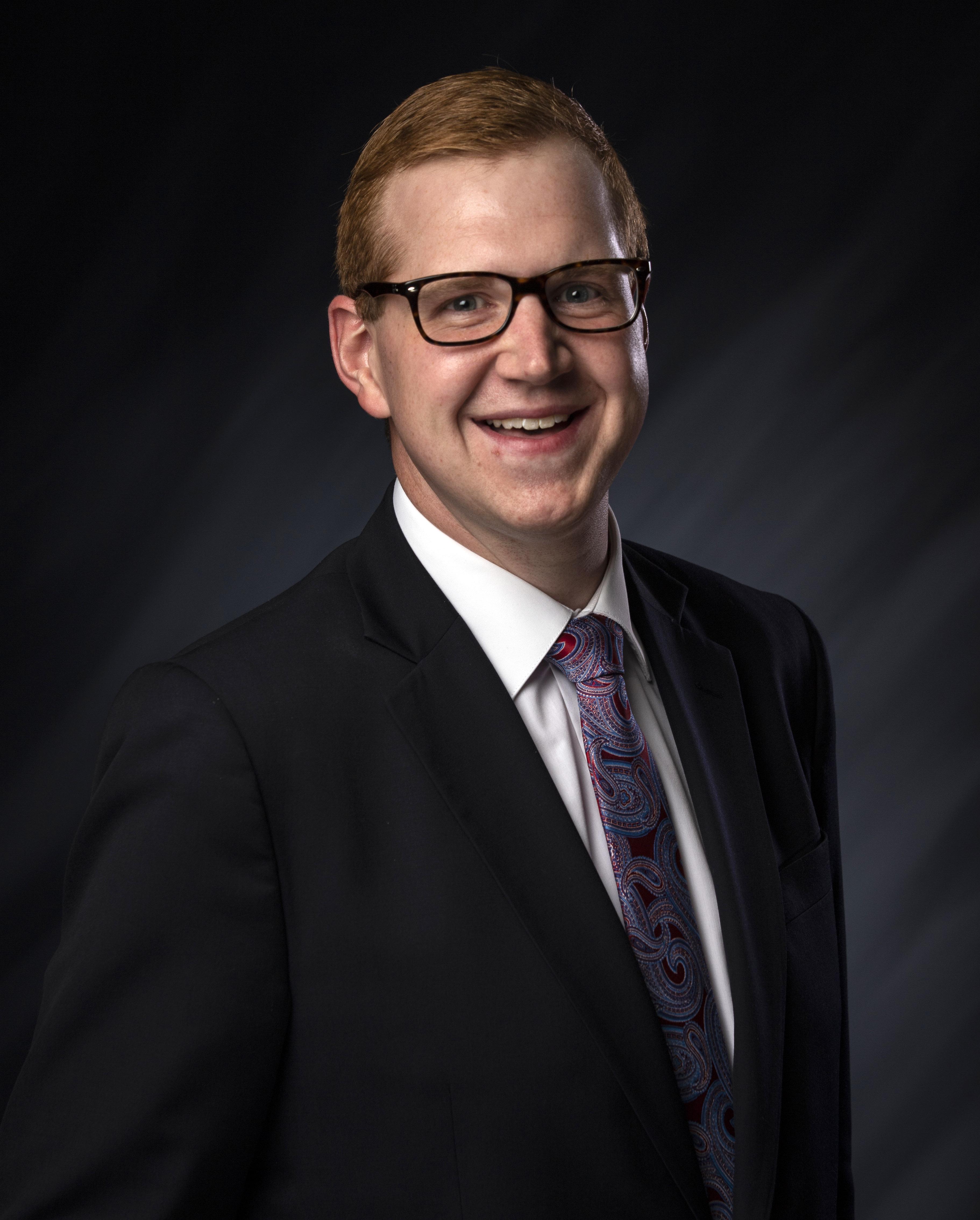 State Representative Ethan Manning