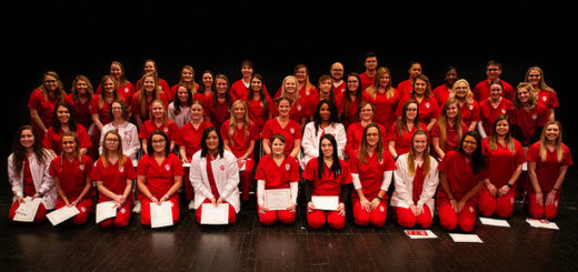 IUK Nursing Students 2019